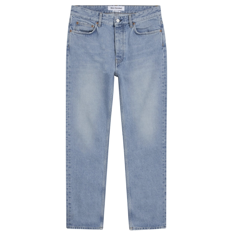 BEN DISTRESSED.BLUE ITALY